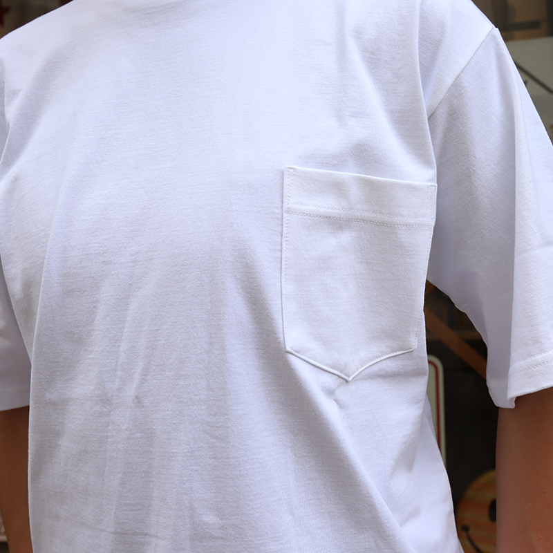 WORKRES/ワーカーズ  BIG3PLY T CREW NECK