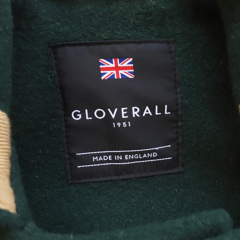 Gloverall/グローバーオール MONTY モンティ PINE GREEN ダッフルコート 5750