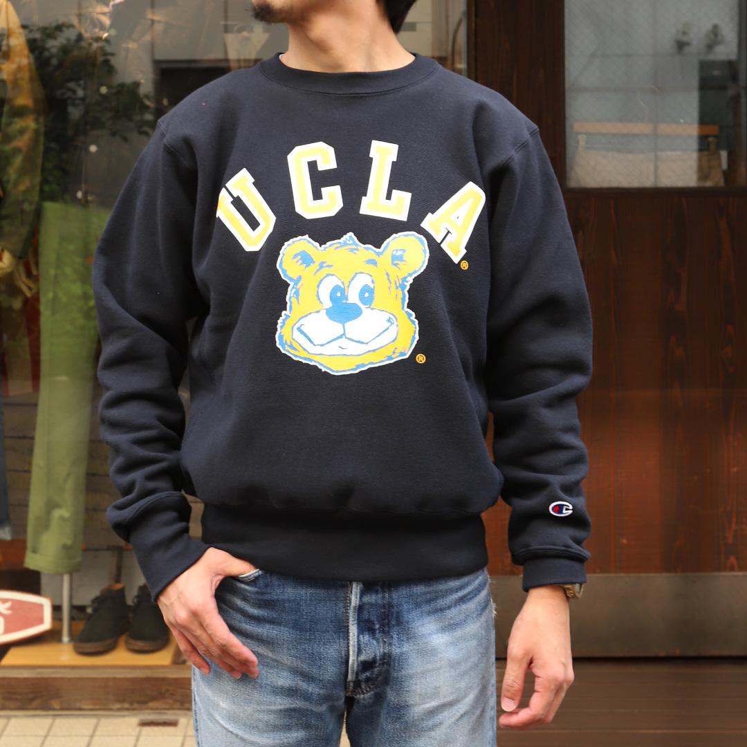 CHAMPION /チャンピオン Reverse Weave Crew UCLA