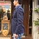 Candidum 3B段返り Moon Tweed  JK