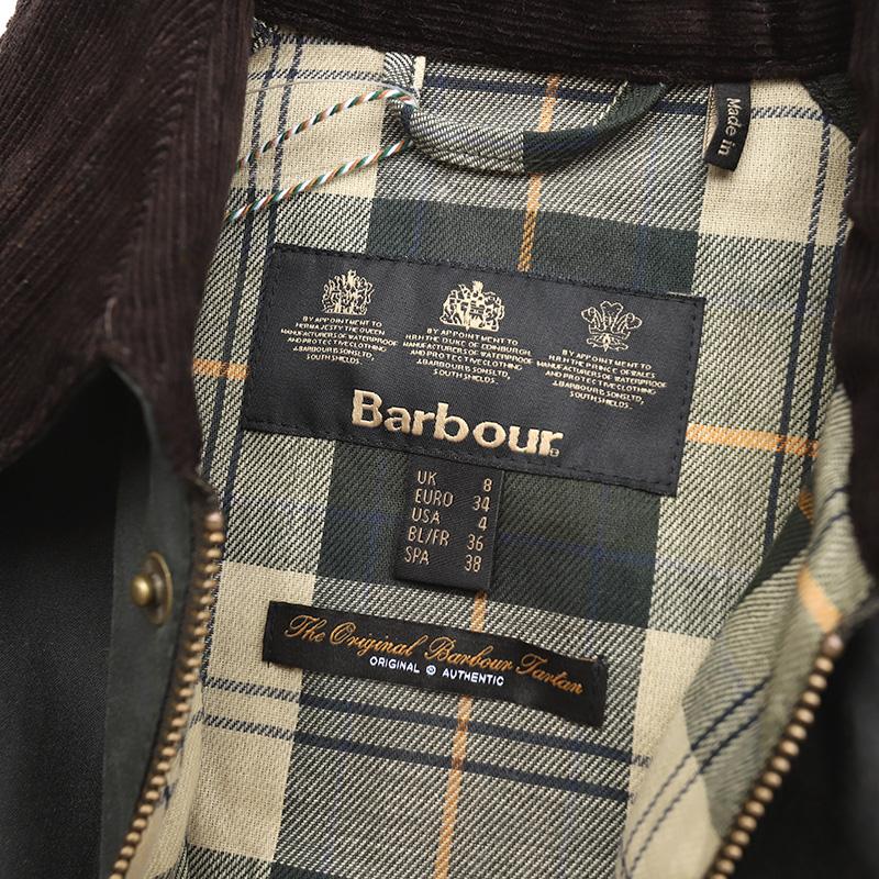 Barbour LADIES BEDALE JKT レディースビデイル 43654
