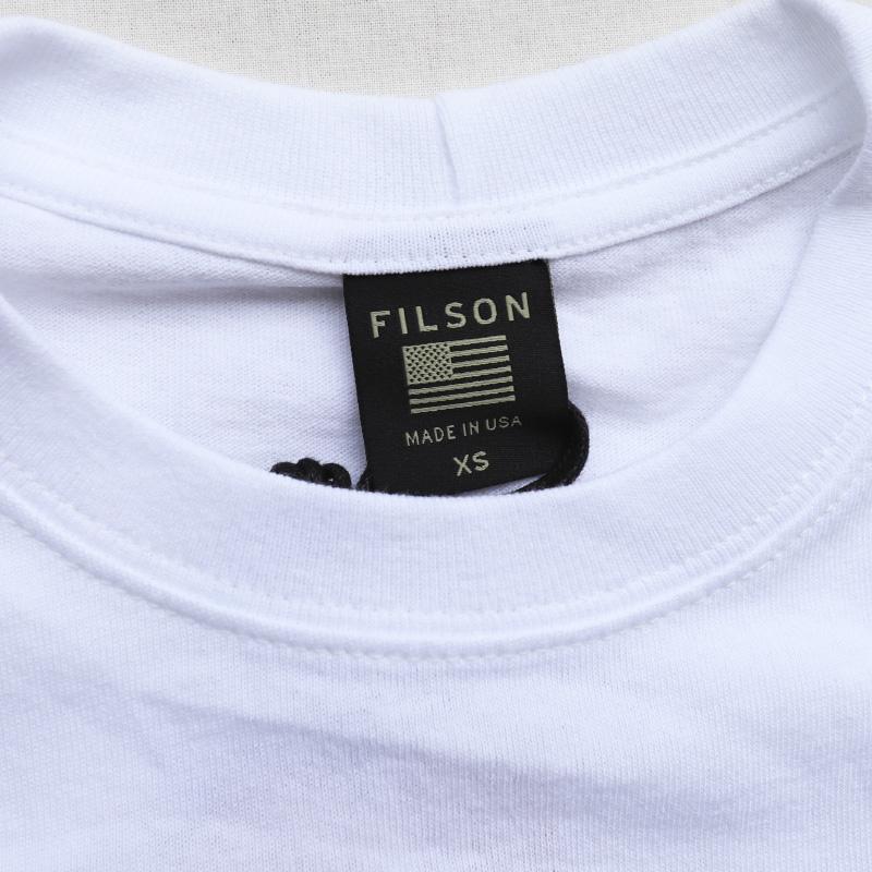 FILSON Smokey Bear Pioneer T-S 04501/フィルソン スモーキーベア