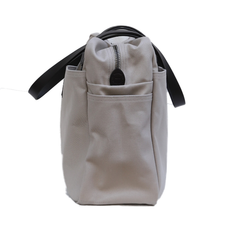 FILSON/フィルソン TOTEBAG WITH ZIPPER IVORY