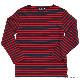 Leminor(ルミノア) バスクシャツ LEF995004