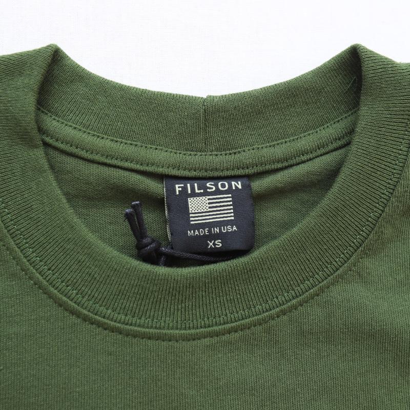 FILSON  Smokey Bear Pioneer TEE 04502/フィルソン スモーキーベア
