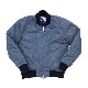 Crescent Down Works /クレセントダウンワークス CHAMBRAY BOMBER JACKET