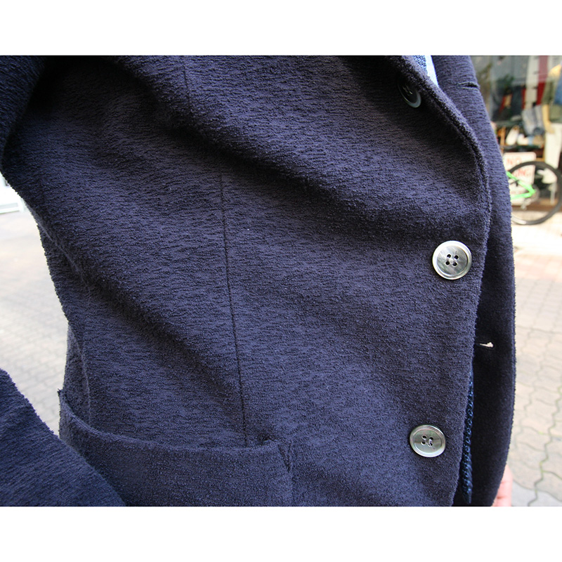 Bibury Court(バイブリーコート) トラベラーズ パイルジャケット