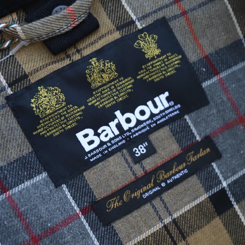 Barbour BEAUFORT/ビューフォート SL 40770