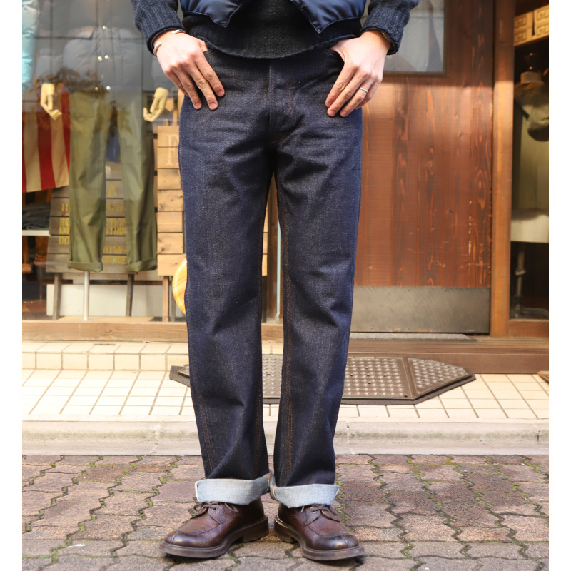 WORKERS/ワーカーズ Lot 815 BC Work Jeans