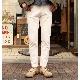 WORKERS/ワーカーズ Lot 802 Slim Tapered Denim White ホワイトデニム