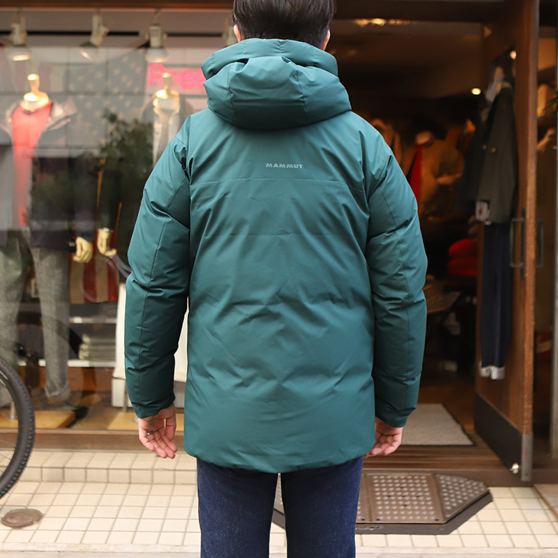 MAMMUT(マムート) Crater SO Thermo Hooded Jacket 1011-0450