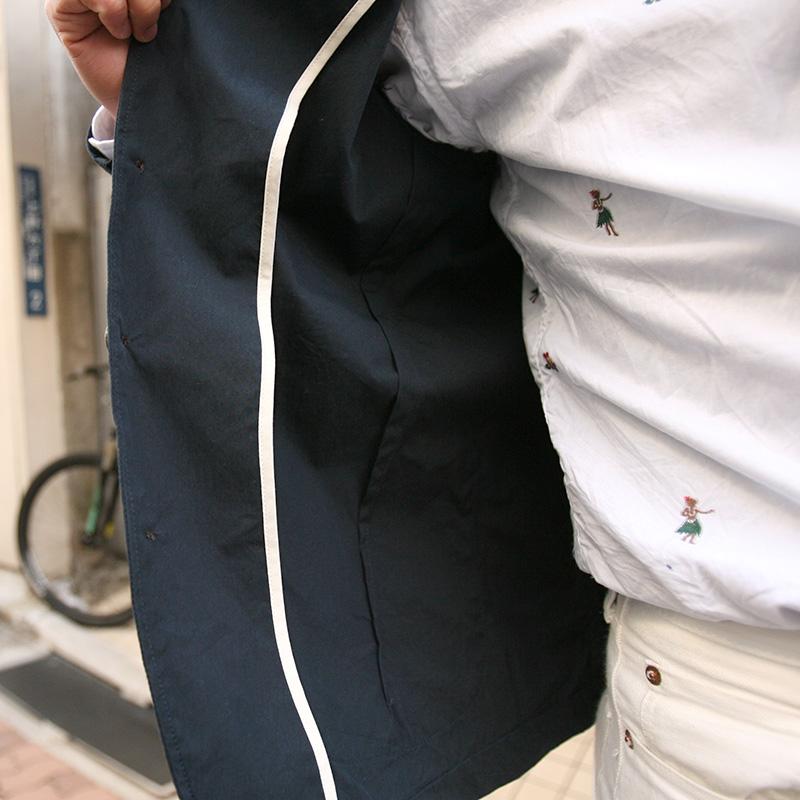 FOB FACTORY カルロ テーラードジャケット F2350