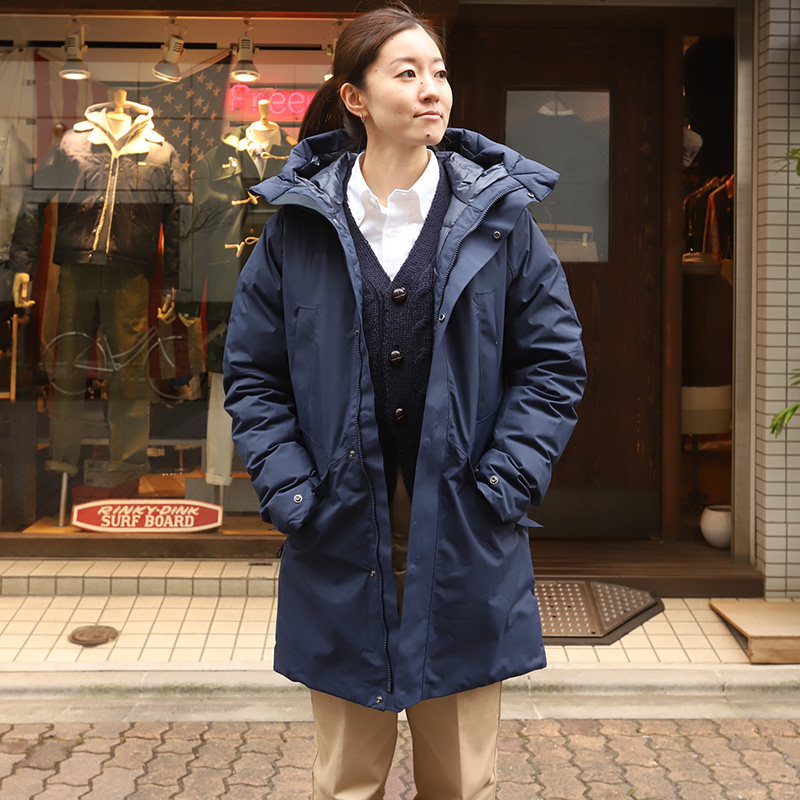 MAMMUT/マムート ZUN HS Thermo Hooded Parka AF Women 1010-27581