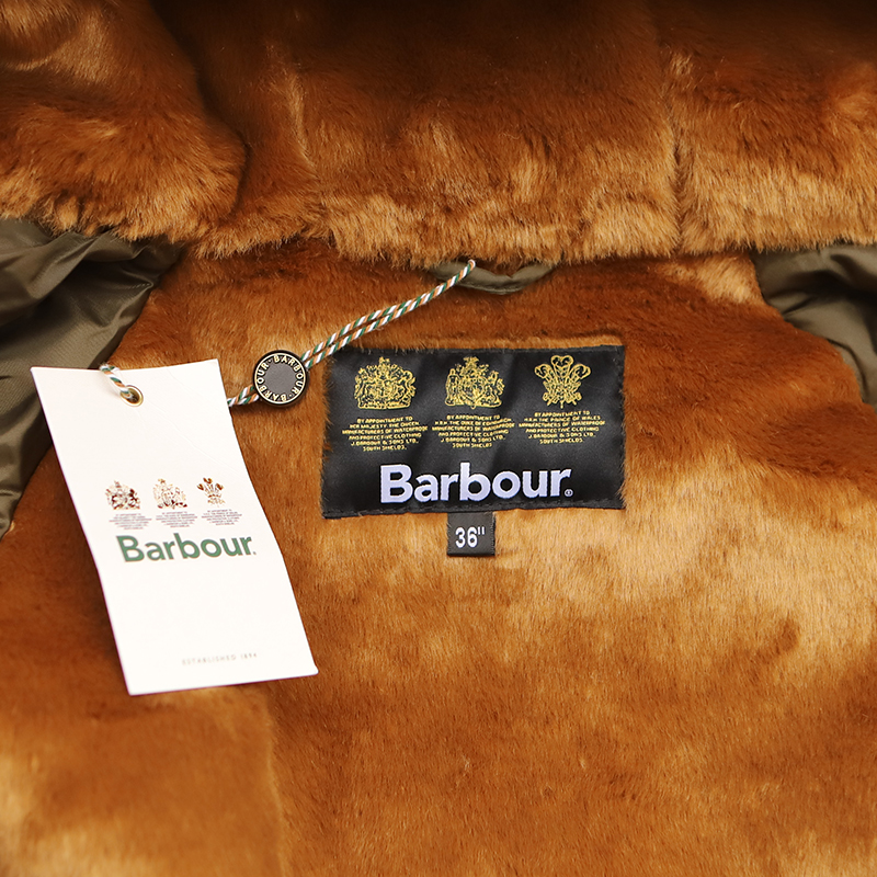 Barbour(バブアー) フーデッドビデイル SL 43647