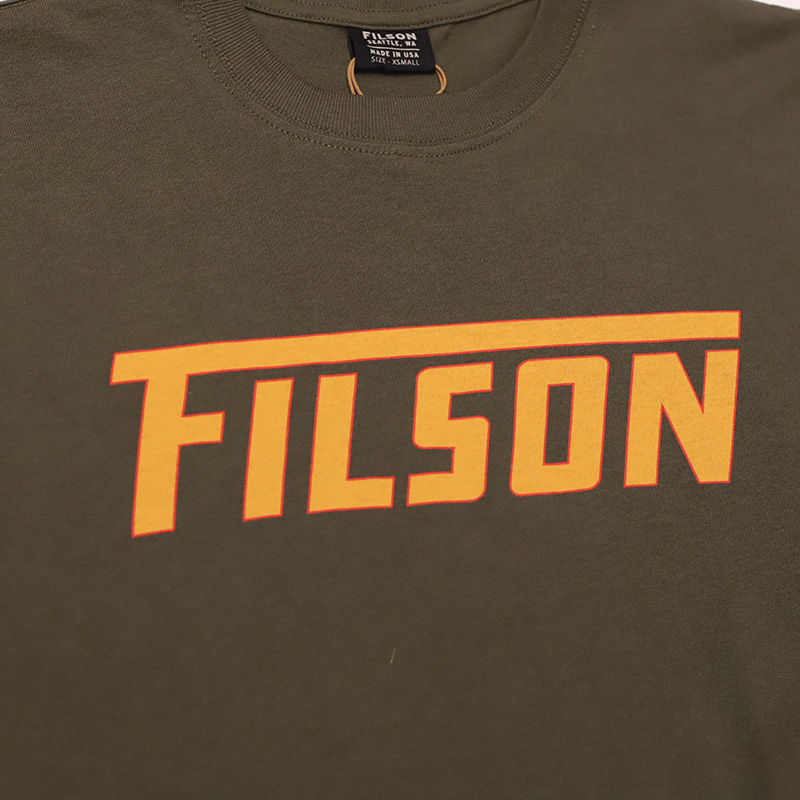 FILSON/フィルソン OUTFITTER GRAPHIC T-SH