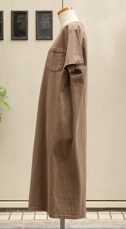 Good Wear(グッドウェア) ポケットワンピース(レディース)