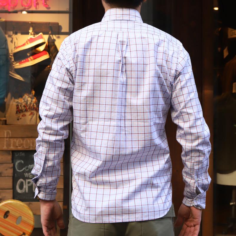 SOUTIENCOL San Francisco 2014 アルビニボタンダウンシャツ 292018