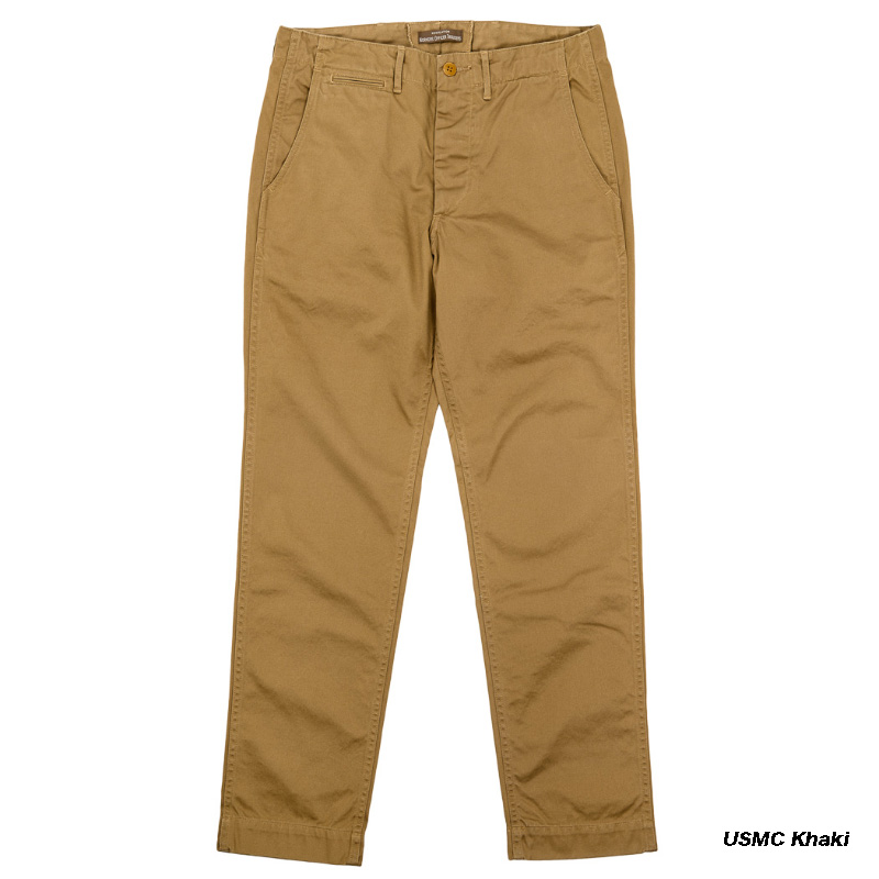 WORKERS/ワーカーズ Officer Trousers Slim ,Type2 巻縫い