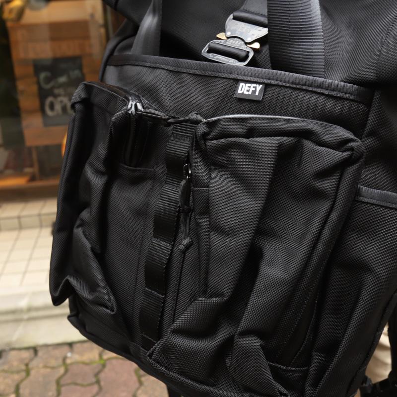 DEFY(デフィー) VerBockel DayPackRolltopBackpack
