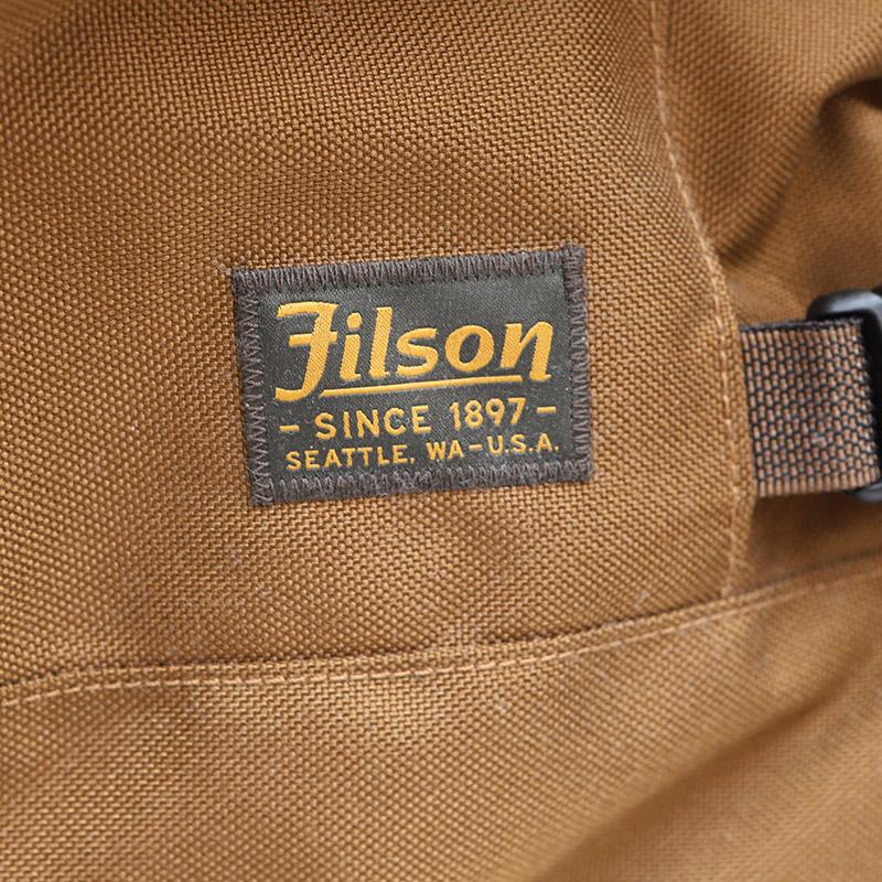 FILSON(フィルソン) ホイール付キャリーバッグ 47728 オリーブ/ブラウン