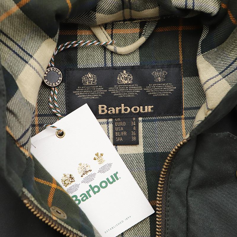 Barbour(バブアー) スパイジャケット 43655(レディース)