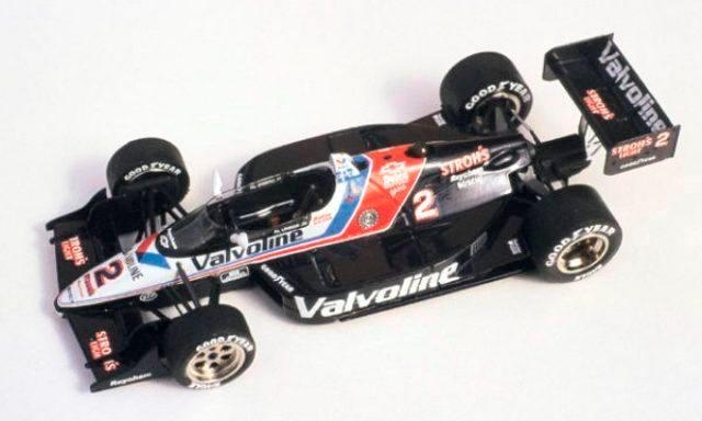 取寄せTIK009 タメオキット 1/43 CHEVY LOLA T89 Indy 1989 #2 組立キット