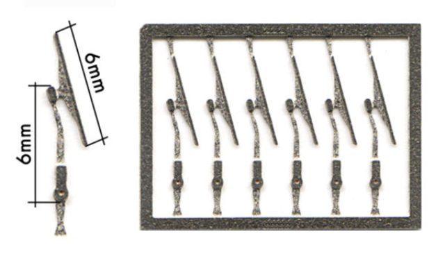 取寄せFT02 タメオキット   Wiper type B 12 pieces 50s 60s
