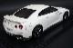 新品17C03-06 onemodel 1/18 日産 GT-R 2017 Pearl White