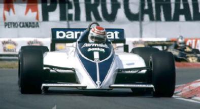 予約CPK001 タメオキット 1/43 ブラハム BT50 カナダGP 1982 ネルソン・ピケ