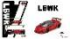 新品 LBWK限定 MINI-GT 1/64 LB-SILHOUETTE WORKS ウラカン レッド