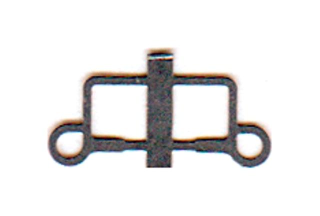取寄せFT10 タメオキット   Bonnet hooks type A 12 pieces 50s 60s
