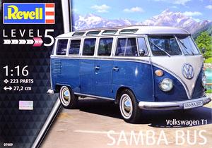 新品07009 ハセガワ レベル タイプ2  T1 サンババス プラモデル