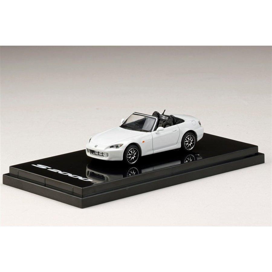 新品HJ641020CW ホビージャパン 1/64 ホンダ S2000 (AP1) Type 200 カスタムバージョン グランプリホワイト