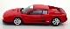 新品 KKDC180501 KK scale 1/18 フェラーリ Testarossa Monospecchio 1984 red