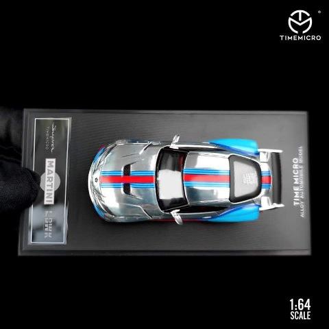 予約  TM Time Micro 1/64 トヨタ LB スープラ Toyota Supra A90 マルティーニ Martini メタルカラー