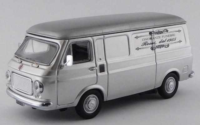 新品 RIO4653 RIO 1/43 フィアット 238 「ロッシ葬儀社」営業車 1972