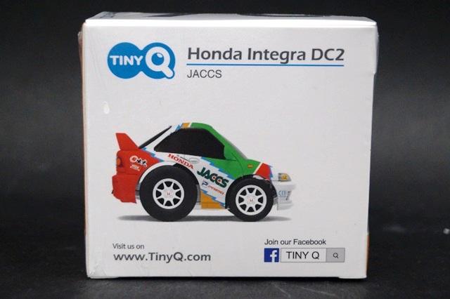 新品 TinyQ-06-S2 タイニーCity  ホンダ インテグラ DC2 (JACCS)