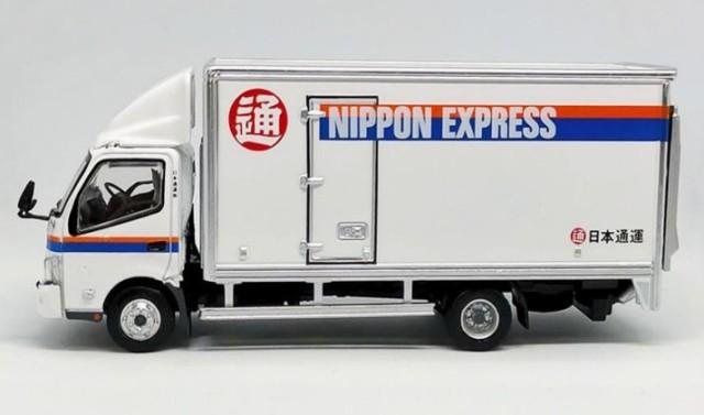 予約ATC64794 タイニーCity  日野 Hino300 (日野デュトロ) 日本通運トラック