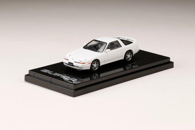 新品HJ641026RW ホビージャパン 1/64 トヨタ スープラ (A70) 2.5GT TWIN TURBO R スーパーホワイト4