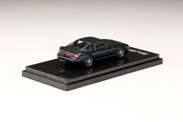 新品HJ641026RBK ホビージャパン 1/64 トヨタ スープラ (A70) 2.5GT TWIN TURBO R ブラック