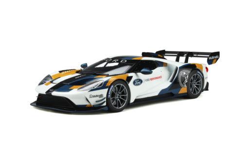 予約GTS290 GTスピリット 1/18 フォード GT Mk.2 2020 マルチマチック (ホワイト)