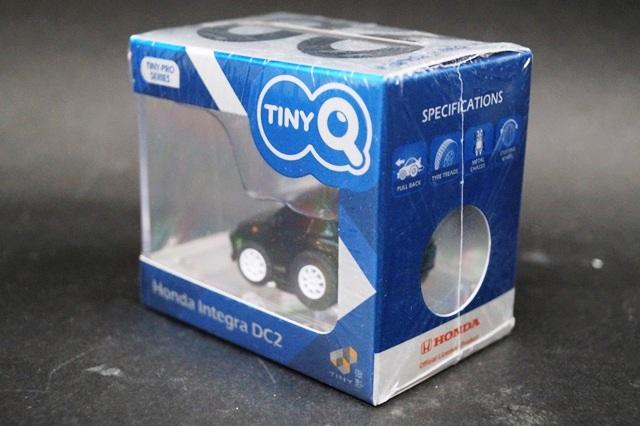 新品 TinyQ-06b タイニーQ  ホンダ インテグラ DC2 ブラックパール