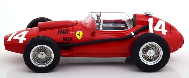 新品CMR160 CMR 1/18 フェラーリ Dino 246 F1 GP モナコ ワールドチャンピオン 1958 Hawthorn