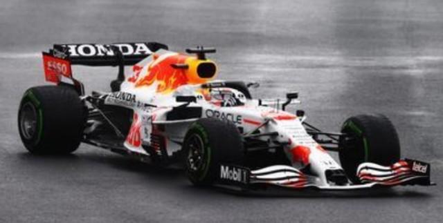 予約 18S605 スパーク 1/18 ホンダ Red Bull Racing Honda RB16B #33 レッドブル・レーシング 2nd トルコGP Turkish GP 2021 M.フェルスタッペン