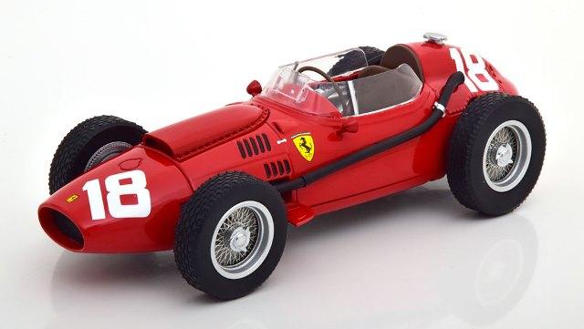 新品 CMR164 CMR 1/18 フェラーリ Dino 246 F1 GP Italy 1958 #18 Hill