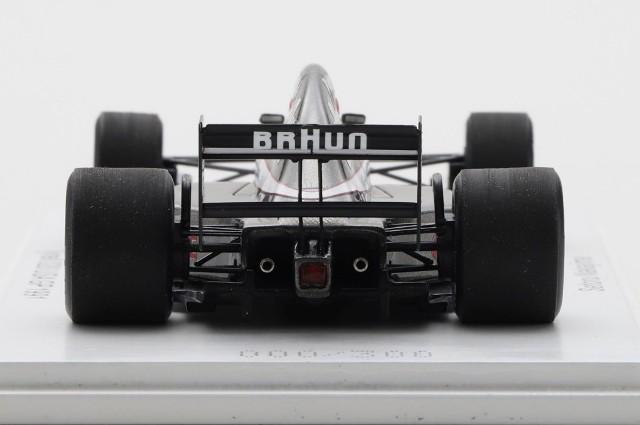 予約 ロム特注スパーク 1/43  ティレル 020 ホンダ U.S.A.GP 1991 中嶋悟 ラストポイント ROMU039