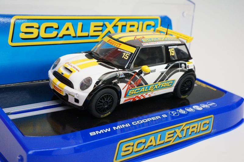 新品C3400 SCALEX BMW Mini Cooper S Mortimer Mini