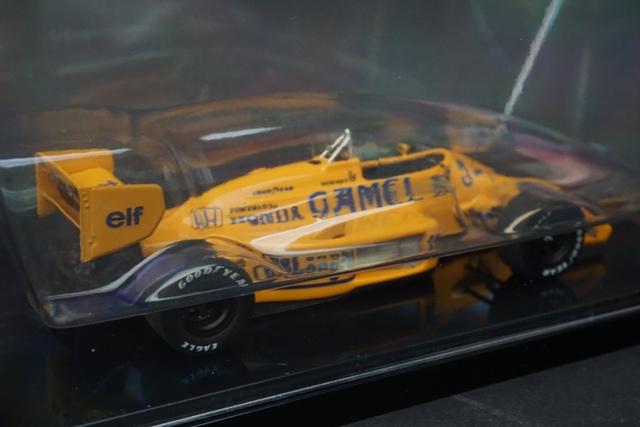 1/43 Tameo CTL001 CLASSIC TEAM LOTUS type 99T/4 モナコGP 1987 Winner Ayrton Senna 限定25