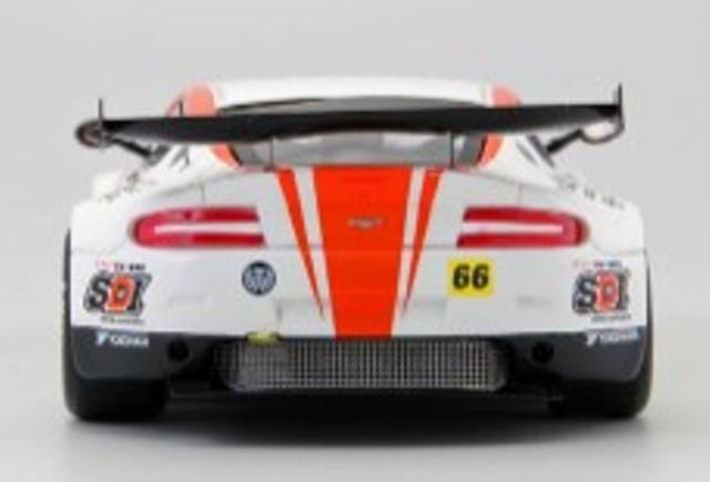 新品 1/43 エブロ 44557 トリプルaヴァンテージ GT2 スーパーGT300 2011#66
