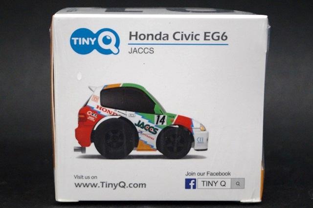 新品 TinyQ-01-S2 タイニーQ  ホンダ シビック EG6 (JACCS)